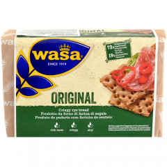 Paine crocanta integrala Wasa 275g