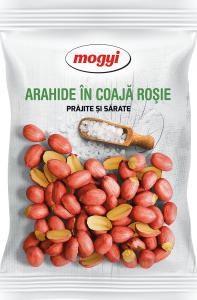 Arahide in coaja rosie Mogyi 150g