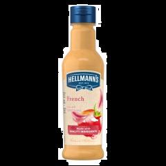 Sos cu rosii si usturoi pentru salata Hellmann`s 210ml