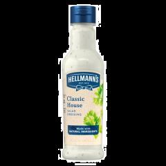 Sos clasic pentru salata Hellmann`s 210 ml