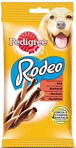 Bat recompensa cu vita pentru caini cu vita Pedigree Rodeo 140g