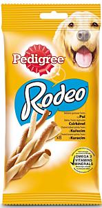 Bat recompensa cu pui pentru caini Pedigree Rodeo 140g