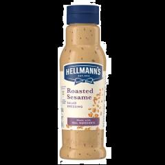 Sos cu ulei de susan si sos de soia pentru salata Hellmann`s 210ml