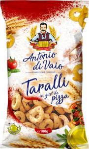 Covrigei cu gust de pizza Antonio di Vaio 100g