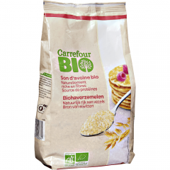 Tarate de ovaz Carrefour Bio 500g