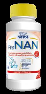 Aliment dietetic pentru scopuri medicale Prenan Stage 1 Nestlé 90ml