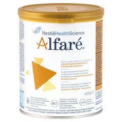 Lapte formula Alfare Nestle 400g