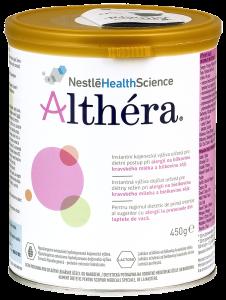 Lapte formula Althera Nestle 450g