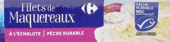 File de macrou cu ceapa Carrefour 176g