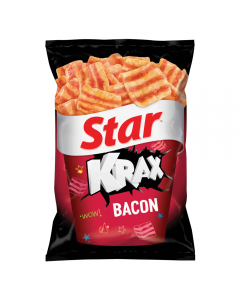 Snack wow cu gust de bacon Star Krax 65g