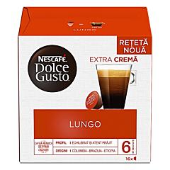 Capsule cafea Nescafé Dolce Gusto Lungo 16buc, 104g