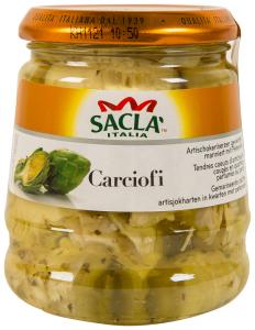 Carciofi Sacla 285G