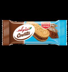 Biscuiti cacao cu crema de frisca Ulpio 34g