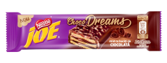 Napolitane cu strat cu bucati de ciocolata Joe Choco Dreams 33g