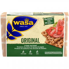 Paine crocanta Wasa Original 275g