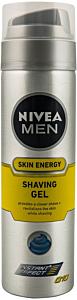 Gel de ras Skin Energy Nivea Men 200 ml