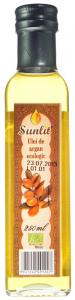 Ulei de argan bio Sunlit 250ml