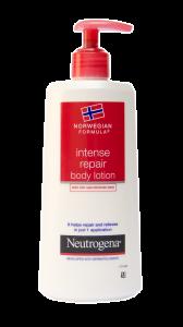 Lotiune de corp intens hidratanta pentru piele uscata Neutrogena 250 ml