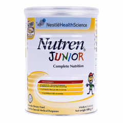 Lapte formula Nutren Junior Prebio Nestle 400g