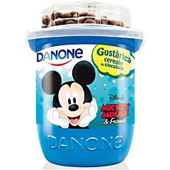 Gustarica cu cereale si ciocolata Danone 107G
