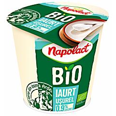 Iaurt usurel 0.9%grasime Napolact Bio 140g