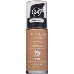 Fond de ten Revlon ColorStay Normal/Dry 330 Natural Tan SPF 20, 30 ml