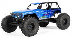 Masina Axial Jeep Wrangler Wraith-Poison 1:10 4WD ARTR cu Telecomanda