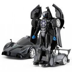 Masina Rastar, Pagani Transformer 1:14 2.4GHz RTR - Neagra