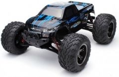 Masina XLH, Monster Truck CHALLENGER 2WD 1:12 2.4GHz RTR - Albastru