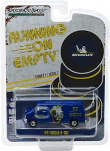 1977_dodge_b-100_van-_michelin_tires_solid_pack-_running_on_empty_series71:64_0