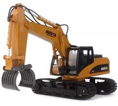 Excavator cu Telecomanda la scara 1:14 2.4GHz RTR
