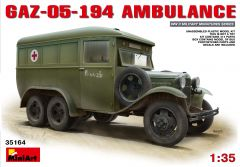 1:35 GAZ-05-194 Ambulance 1:35