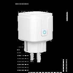 Priza inteligenta programabila WiFi, 16A, 3680W, Smart Life APP