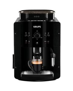 Espressor Krups EA81M870 Essential, 1450 W, 15 bar, Recipient Lapte, Negru