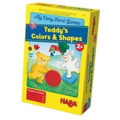 Joc Educativ, Haba, Primul Meu Joc - Lumea Lui Teddy, 2ani+