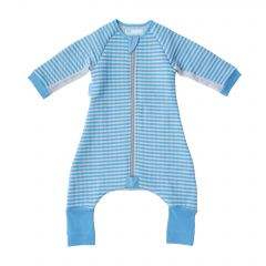 Body pentru Bebelusi, Gro, Dungi Albastre, Confortabil, 12-24 luni