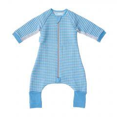 Body pentru Bebelusi, Gro, Dungi Albastre, Confortabil, 24-36 luni