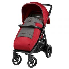 Carucior Booklet 50S, Peg Perego, Vibes Red