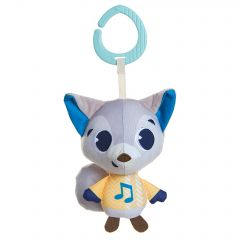 Jucarie muzicala Tiny Love, Polar Wonders, husky Rob