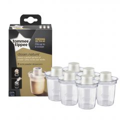 Doza Lapte Praf, Tommee Tippee, 6 buc