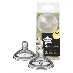 Tetina copii Tommee Tippee Closer to Nature Variable Flow Teats