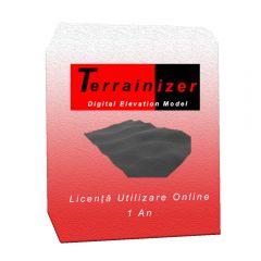 Digital Terrain Model (Licenta Utilizare Online 1An)