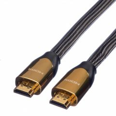 CABLU HDMI ULTRA HD PREMIUM T-T 7.5M, ROLINE 11.04.5805