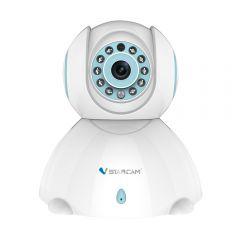 Camera IP Wireless HD 720P Pan/Tilt Audio Card VStarcam C42