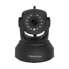 Camera IP Wireless HD 720P Pan/Tilt Audio Card VStarcam C72R