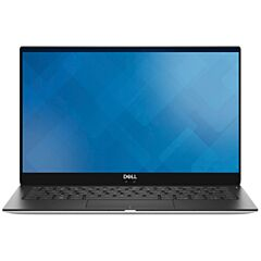 Ultrabook DELL 13.3'' New XPS 13 (9370), UHD InfinityEdge Touch, Core i7-8550U, 8GB, 256GB SSD, GMA UHD 620, Linux, Silver