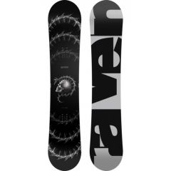Placa Snowboard Raven Axis Multicolor 158