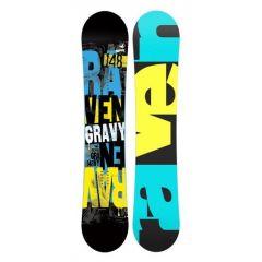 Placa Snowboard Raven Gravy Multicolor 160