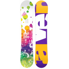 Placa Snowboard Raven Lucy Jr Multicolor 149