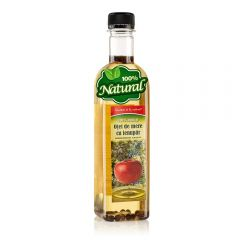 Otet de mere cu ienupar - Vitaplant, 500 ml , 100% natural